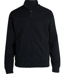 structured track jacket