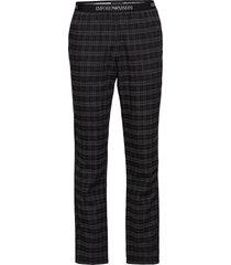 trousers pyjamas svart emporio armani