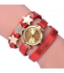 reloj rojo re-13907
