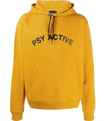 perks and mini xperience psy active hoodie - yellow
