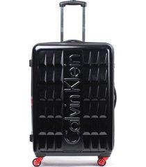 maleta cornell negro 28 calvin klein