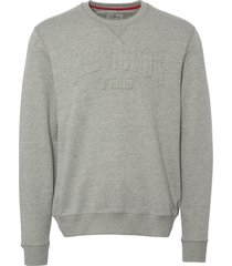 chevignon million sweatshirt - gris chine hecsc006