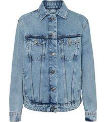 jeansjacka vmkatrina ls loose jacket mix