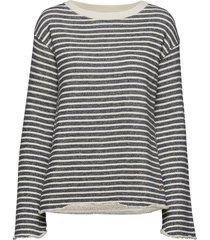 allaire sweatshirt stickad tröja grå morris lady