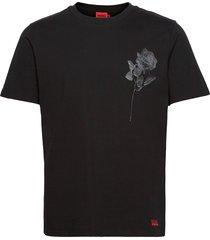 drince t-shirts short-sleeved svart hugo