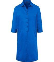 jurk 3/4-mouwen van basler blauw