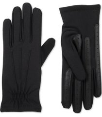 isotoner signature women's water-repellant smartouch gloves