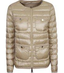 herno 4 pocket padded jacket