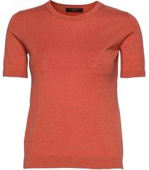 cairo t-shirts & tops knitted t-shirts/tops rood weekend max mara