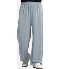 pantaloni casual in modale puro