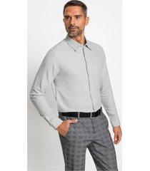 flanellen overhemd