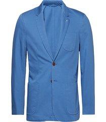 o2. the sunbleached sports coat blazer kavaj blå gant