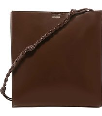 jil sander tangler shoulder bag