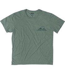 camiseta masculina eco beach 632 mash