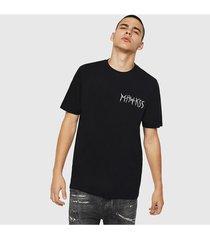 camiseta para hombre t-just-b12 diesel
