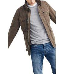 men's madewell slim fit field jacket