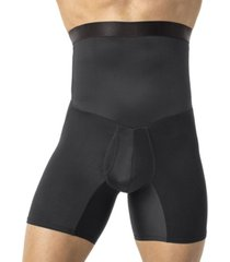 high waist stomach shaper with boxer