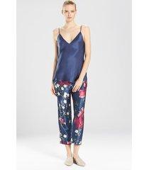 natori key essentials cami top, women's, 100% silk, size m