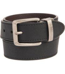 levi's big boys reversible casual jean belt