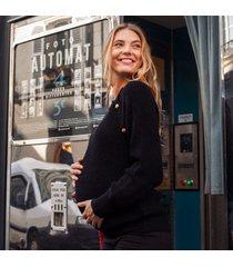 maglione gravidanza e allattamento - romain