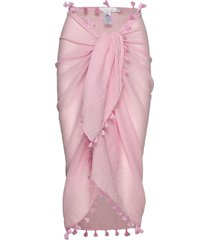 cotton gauze sarong beach wear rosa seafolly