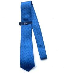 corbata azul oscar de la renta 20at2270-194