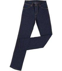 calça jeans tassa cowboy cut amaciada masculina