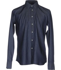 bevilacqua denim shirts