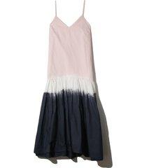 zelda slip dress in charcoal