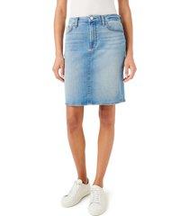 jen7 denim pencil skirt, size 18 in la quinta at nordstrom