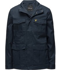 field jacket dun jack blauw lyle & scott