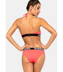 sundek marcela - slip culotte con elastico