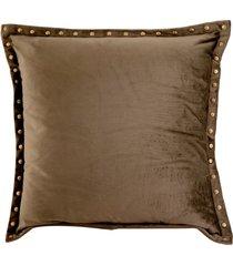 almofada decorativa de veludo yalong
