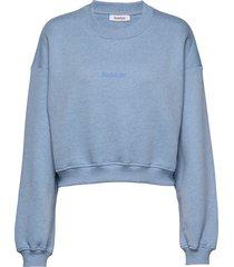 rodebjer koloman blue sweat-shirt trui blauw rodebjer