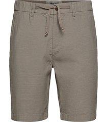 akjens lt elastic shorts shorts casual grå anerkjendt