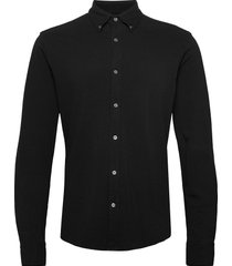 fenald overhemd casual zwart tiger of sweden