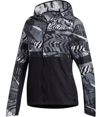 löparjacka own the run city clash wind jacket