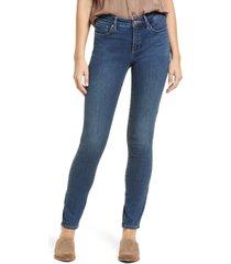 nydj alina ankle skinny jeans, size 2 in reverence at nordstrom