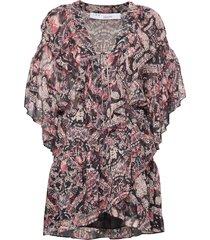 piata blouses short-sleeved rosa iro