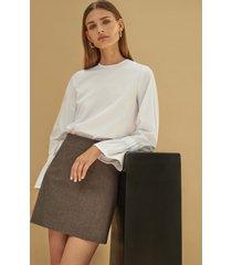 spódnica bari tweed
