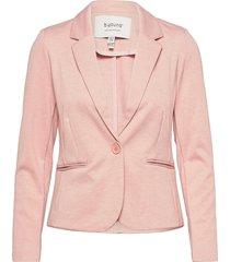 rizetta blazer - blazers casual blazers rosa b.young