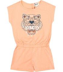 tiger head jumpsuit