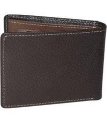dopp hudson rfid front pocket slimfold wallet