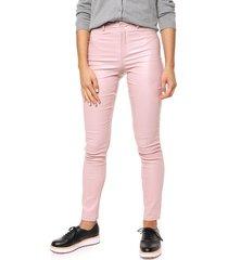 pantalón rosa odas brilloso