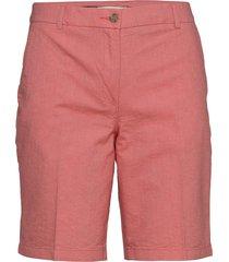shorts woven shorts chino shorts rosa esprit casual