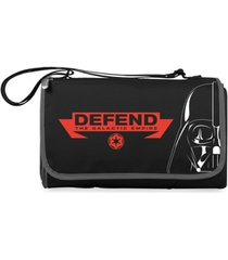 oniva by picnic time star wars darth vader blanket tote outdoor picnic blanket