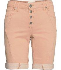 pzrosita shorts shorts denim shorts rosa pulz jeans