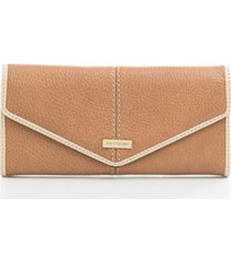 brahmin veronica henderson leather wallet