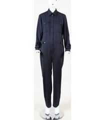wool coverall jumpsuit