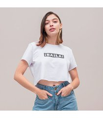 camiseta amplia corta manga corta handbo